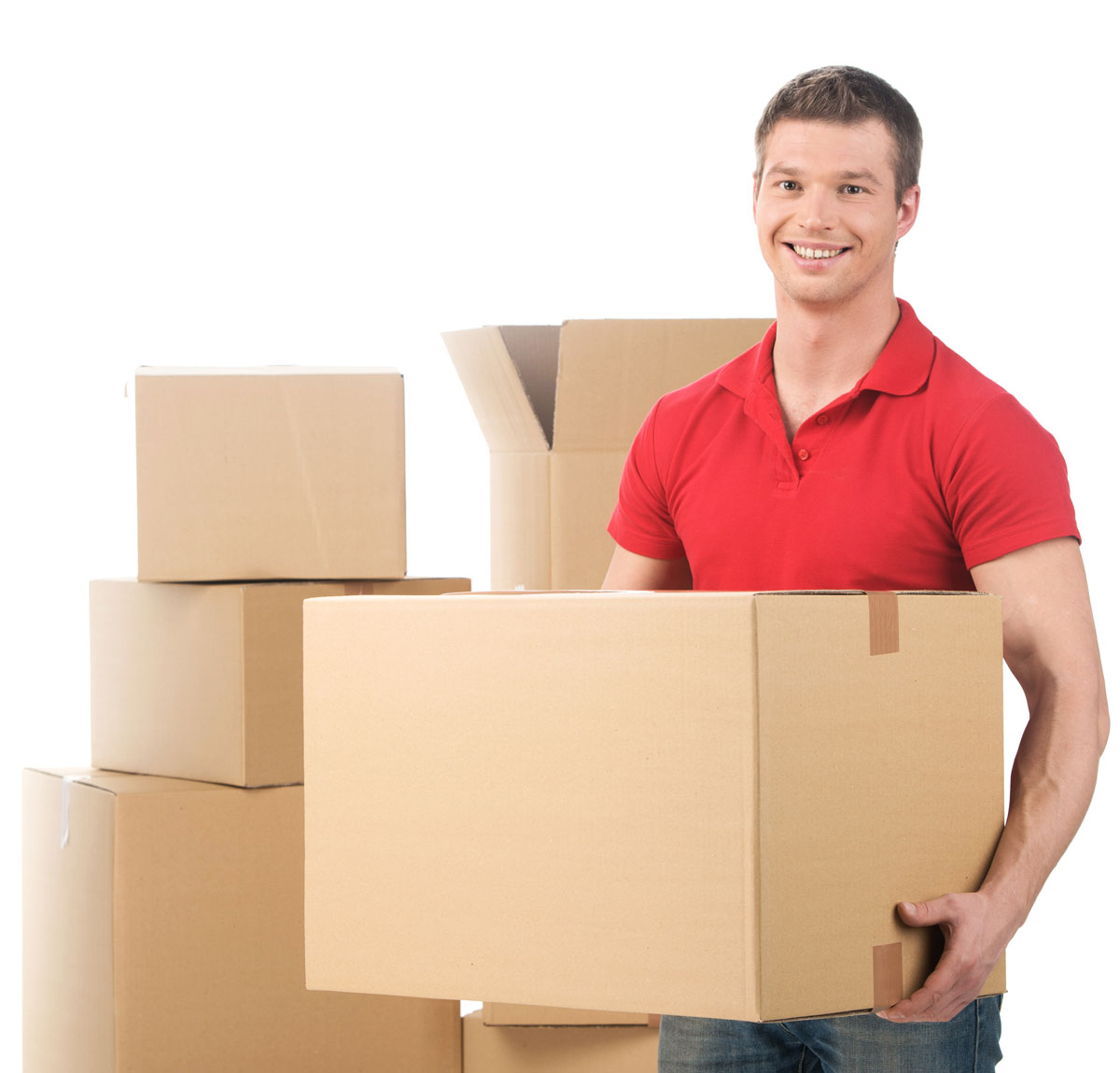 Cutii pregatite de livrare